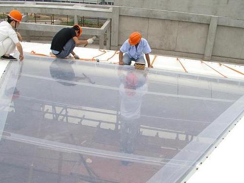 ETFE膜安装